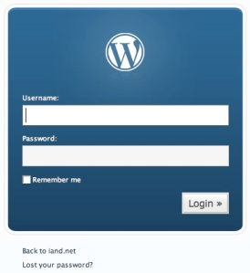 La rédaction SEO et installer WordPress