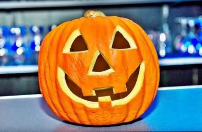Rédacteur web et Halloween